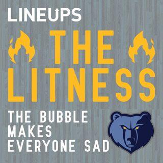 The Bubble Makes Everyone Sad