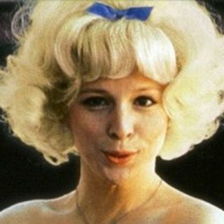 Candy Clark  from the movie American Graffiti