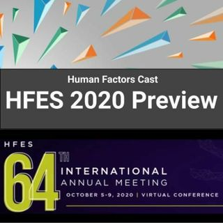 #HFES2020 Preview