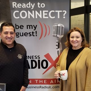 Jennifer Seith with Randstad and Author Bart Fanelli