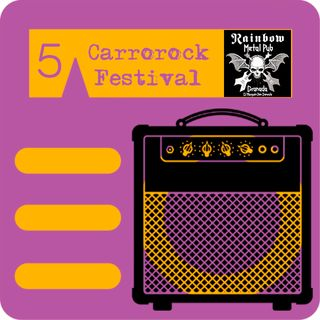 El Amply 05 - Carrorock festival en Pub Rainbow