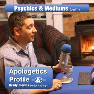 12 Psychics: Dead Men Talking? with Brady Blevins and Daniel Ray (Part 1)