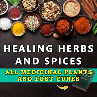10 Ancient Healing Herbs and Spices Used in Herbal Medicine