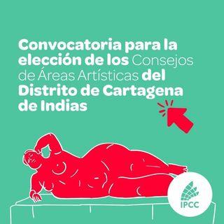¡Inscríbete en los Consejos de Área Artística de Cartagena!