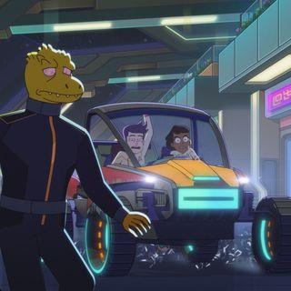 """155: STAR TREK: LOWER DECKS S2E5 """"An Embarrassment of Dooplers"""""""