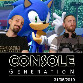 Team Sonic Racing / Blood & Truth / Death Stranding - CG Live 31/05/2019