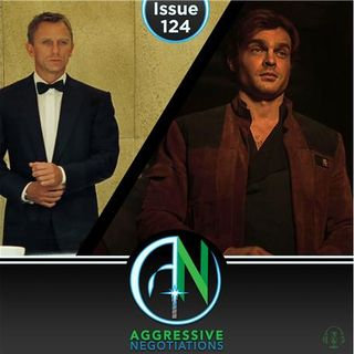 Issue 124: The Bond/Solo Connection.