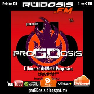 proGDosis 133 - 11may2019 - Decibel