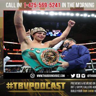 ☎️Ryan Garcia Stops Campbell in 7😱Calls Out Gervonta Davis🦍☀️Morning After Thoughts 💭