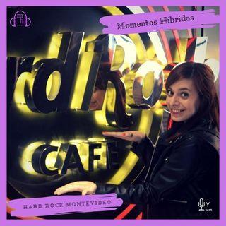 1x3. La primera noche del Hard Rock Café Montevideo