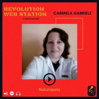 INTERVISTA CARMELA GABRIELE - NATUROPATA