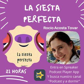 61. La siesta perfecta. Rocío Acosta.