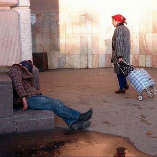 Russia, la strage dell'alcol