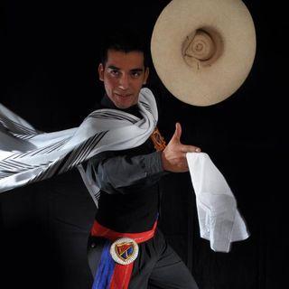 Ricardo Llerena su pasión la Marinera