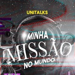 UNITALKS OUTUBRO - Minha Missão no Mundo - com Missão Steiger