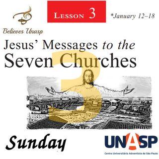 Sabbath School Jan-13 Sunday