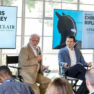 Radio [itvt]: TVOT SF 2017 Keynote: Chris Ripley, President and CEO of Sinclair