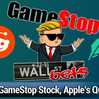 TWiT 808: Shorting the Turnips - GameStop stock, Apple's blowout quarter, Apple Watch growth opportunity