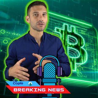 Bitcoin oltre i 100.000$ mentre banche e stati si apprestano ad accettarlo | TG Crypto PODCAST