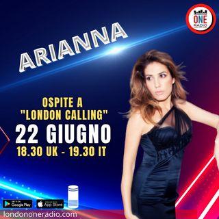 """Arianna torna in scena con il nuovo singolo """"Beautiful angel"""""""