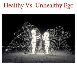 Ego Mania! That Thing That F$%cks Up Your Life