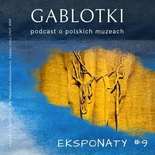 34. EKSPONATY #9: Magdalena Abakanowicz, Abakan żółty, 1967, Muzeum Narodowe w Poznaniu