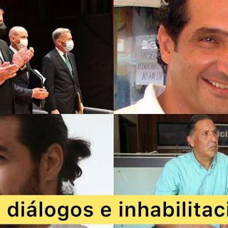 Entre Diálogos e inhabilitaciones Escuche Así amanece Venezuela hoy viernes #24Sep 2021