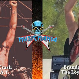 H.E.A.T. Drummer Don Crash & Brandon Cook (Loyal Order)