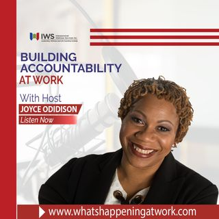Episode 13 - Building Accountability At Work
