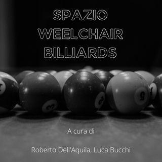 Spazio Wheelchair Billiard - 4 chiacchiere con Fred Dinsmore - Puntata #1