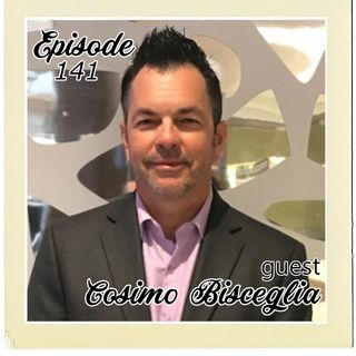 The Cannoli Coach: This Isn't a Show, This is Cosimo! w/Cosimo Bisceglia | Episode 141