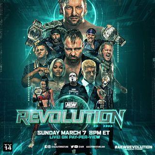 TV Party Tonight: AEW Revolution (2021)