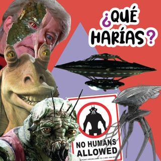 Si hubiera una invasión extraterrestre