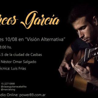Entrevista al Musico Marcos Garcia segunda parte