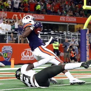 Auburn Overcomes Themselves