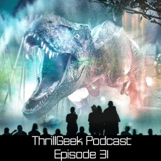 Episode 31 - Universal Orlando's Cinematic Celebration & Incredibles 2 review
