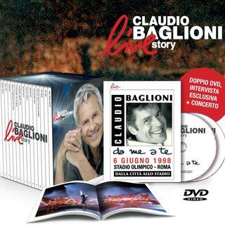 Retropalco Claudio Baglioni Live Story
