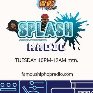 MR. SERV-ON & TIGHTFIST ON SPLASH RADIO SHOW