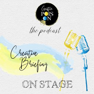 Creative Briefing - 'On Stage' - March 2020