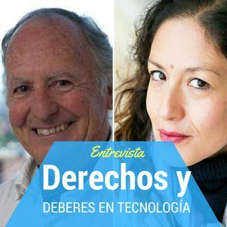 Antonio Battro: Derecho y deberes. El error de personalizar la tecnología