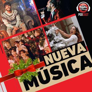 18/12| Nueva Música, Especial Navidad.  BTS, Shawn Mendes & Camila Cabello, Sebastián Yatra y más.