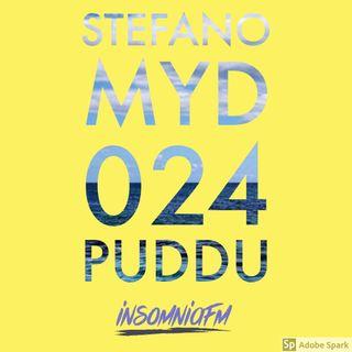 MYD PA 024 | SEPT 19 | STEFANO PUDDU