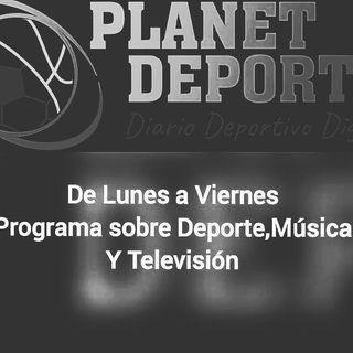 ⚽🔈 Entrevista a Jorge Lebrón: Además Suenan: 📱Pablo Alborán, Alba Dreid, Efecto Pasillo.Además Feporte ⚽🏀⚾. #musicaenespañolplanetdeporte