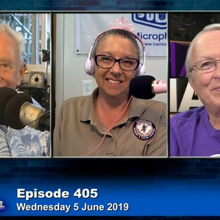 Ham Nation 405: Amateur Radio Emergency Service Volunteers & Everything They Have to Offer