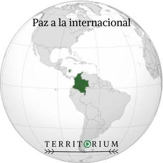 Paz a la internacional