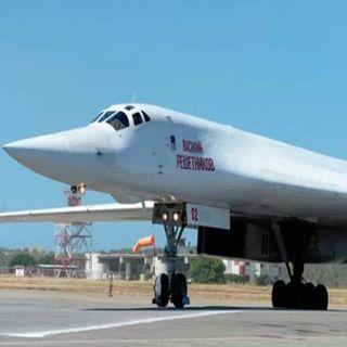 Dosaviones rusosllegaron aVenezuela
