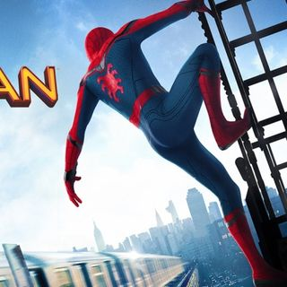 Episode 25: Spider-Man Homecoming Movie Review