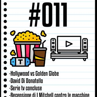 #011 Il Cinefilo Podcast: Hollywood contro i Golden Globe e la recensione di I Mitchell contro le macchine