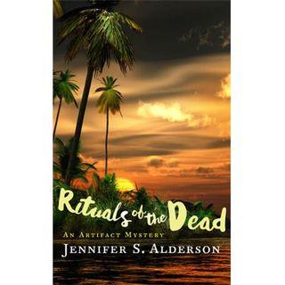 Author Jennifer S Alderson Sits Down with Us Again