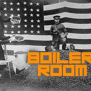 ACR Boiler Room EP #29 -  Gun Grab'n Gub'ment & Con(spiracy)-Men